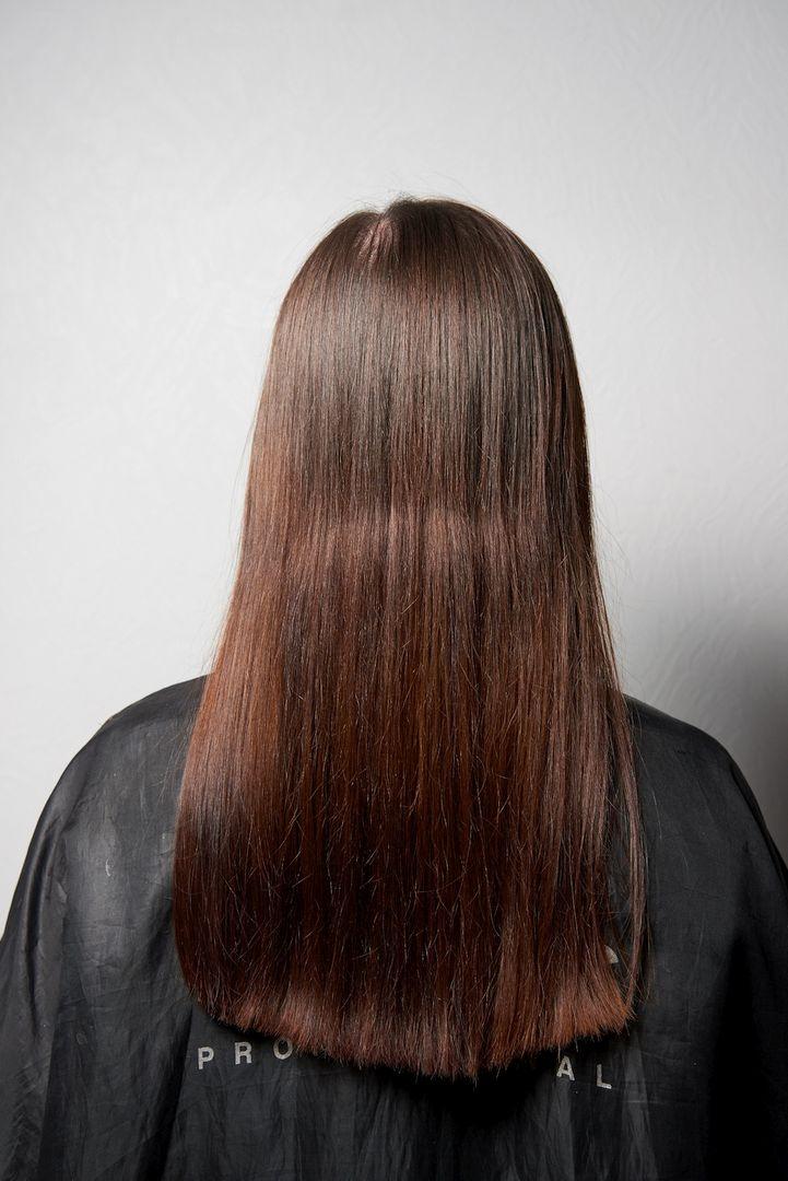 Гиалуроновое восстановление волос от капус