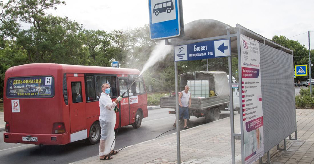 В Краснодарском крае продлили режим повышенной готовности до 21 августа
