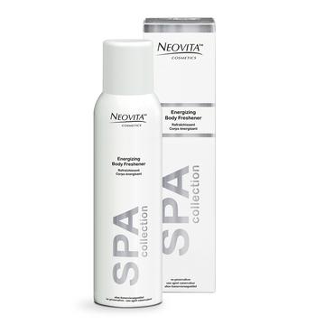 СПА-Тоник для тела Energizing Body Freshener бренда Neovita Cosmetics