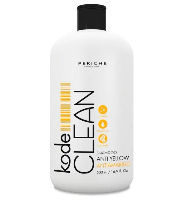 Шампунь Kode CLEAN для блондинок от Periche Profesional