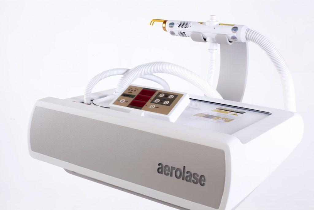 Aerolase NEO – портативный универсальный лазер нового поколения