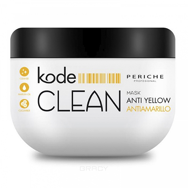 Маска Kode CLEAN Anti-Yellow от Periche Profesional