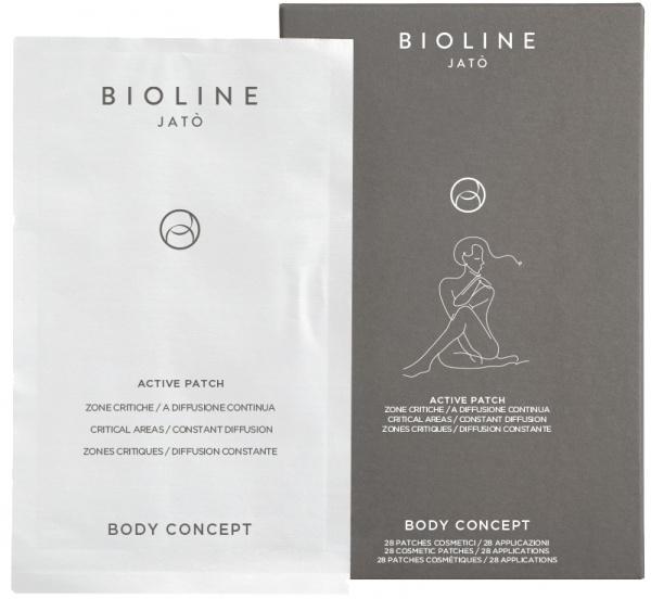 Активные патчи для тела от BIOLINE