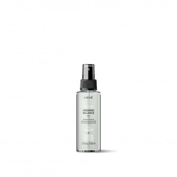 Эфирное масло кенди для питания и смягчения волос и кожи ORGANIC BALANCE от LAKME