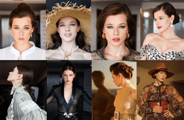 Стилисты компании Wella Professionals приняли участие в создании образа актрисы Катерины Шпицы для 31-го фестиваля «Кинотавр»